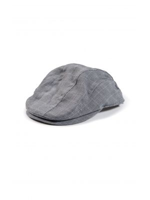 Hatt - Newsboy Cap, Glen Plaid