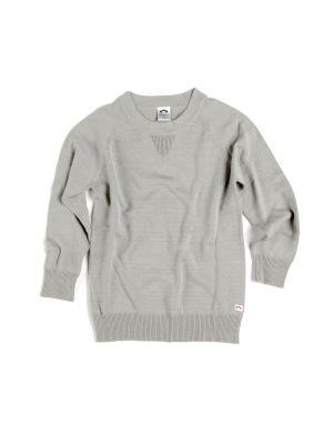 Genser - Club Sweater, Grå