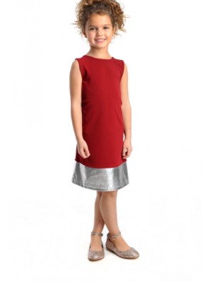 Kjole - Gemma, rød