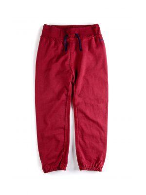 Joggebukse - Gym Sweats Maroon, Dyp rød