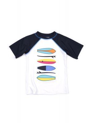 T-skjorte - UV Rashguard Surfboards