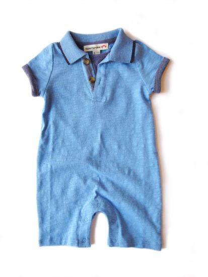 Body - Piket French Blue Mini, Lys blå