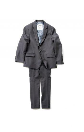 Pendress - Fine Tailoring Vintage Black, Mørk grå