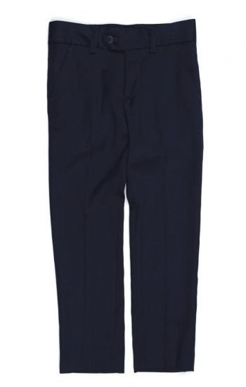 Dressbukse - Fine tailoring, mørkeblå