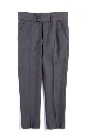 Dressbukse - Fine tailoring, Mørk grå