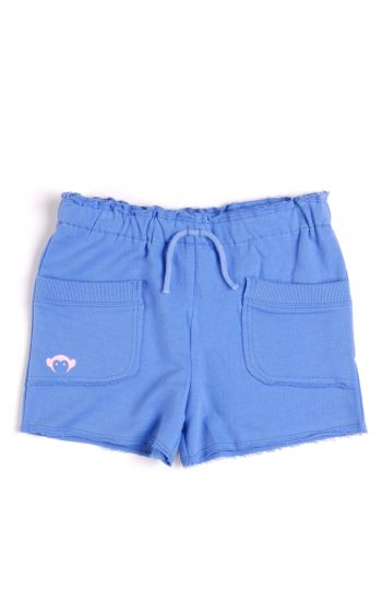 Shorts - Softie Hucleberry, Himmelblå