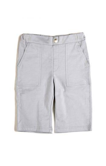 Shorts - Stanton Shorts, Lys grå