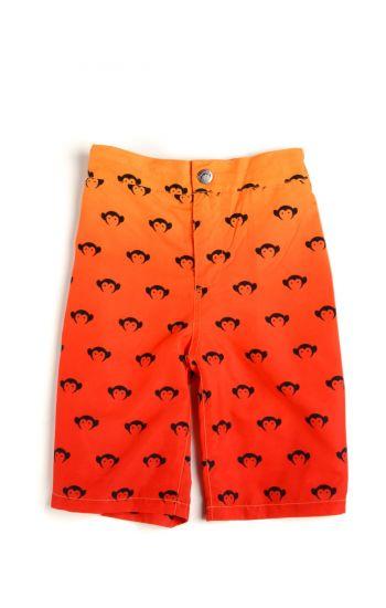 Badeshorts - Logo Swim Shorts PROMO, Mandarin