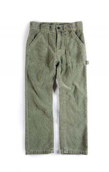 UTGÅTT Bukse salg - Carpenter Cords, Ranger Green
