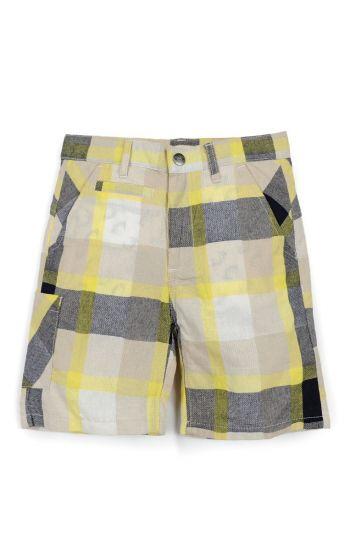 Shorts - Seaside Shorts, Gul & grå