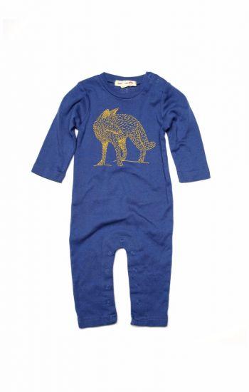 Sparkedress - Fox Jumpsuit, blå