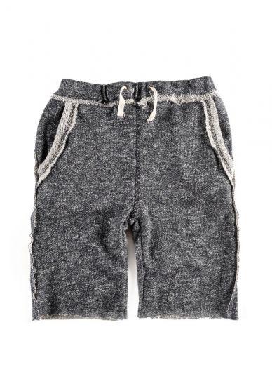 Shorts - Brighton Vintage Black Mini, Grå