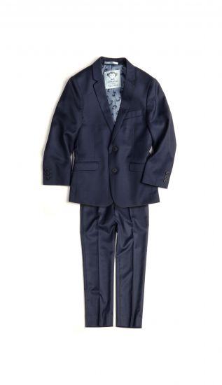 Pendress - Fine Tailoring Navy Blue, Mørk blå