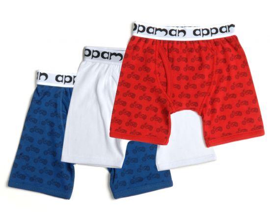 Boxershorts til gutt