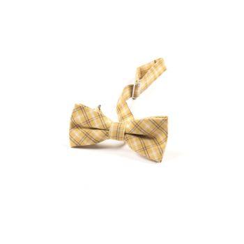Tversoversløyfe - Rusty Gold, Gyllen gul