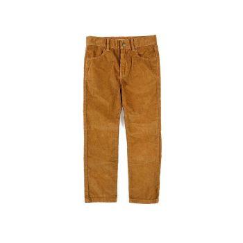 Bukse - Skinny Cords, Kanel farget
