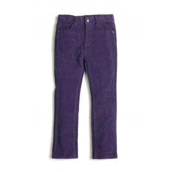Bukse - Skinny Cord, Deep Purple