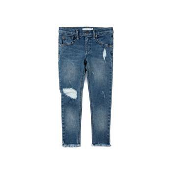 Bukse - Freya Jeans, Blå