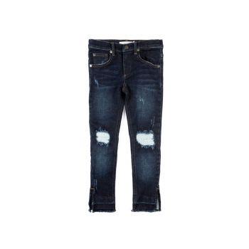 Bukse - Hanna Jeans, Mørk blå