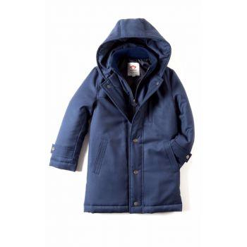 Fine Tailoring Ytterjakke - Gotham Coat, blå