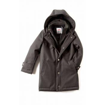 Fine Tailoring Ytterjakke - Gotham Coat, Koksgrå