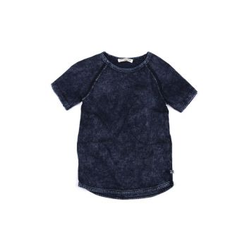 T-skjorte - Indigo Denim, Mørk blå