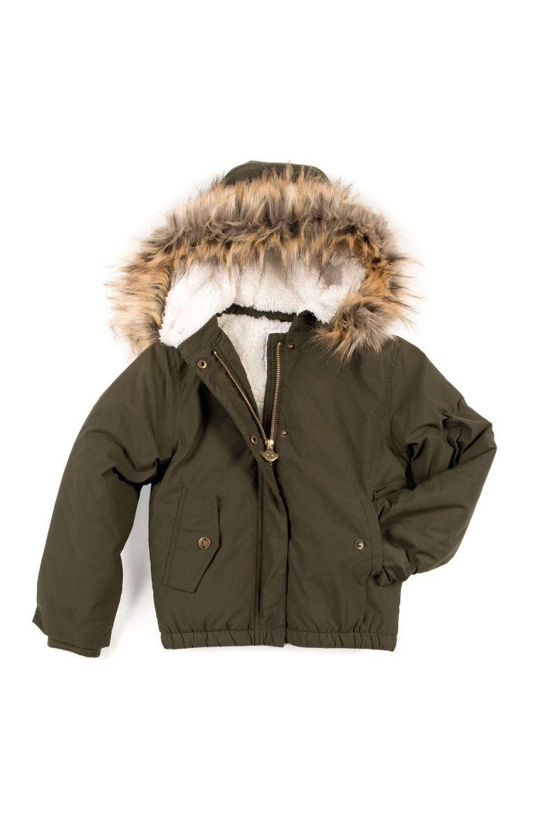 f5977c31 Ytterjakke - Wilderness Jacket, Olivengrønn