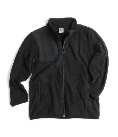 Fleece jakke Mini, Svart