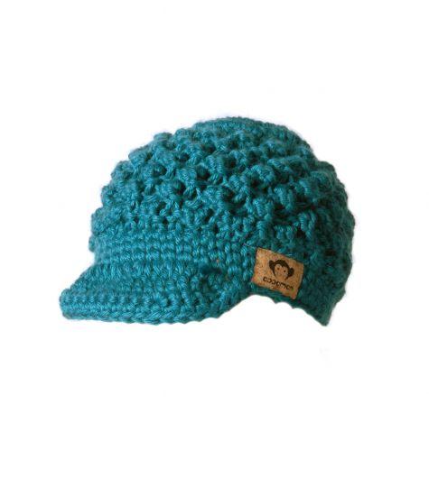 Lue - Emma Hat, Peacock