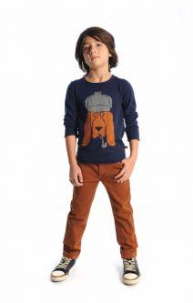 Genser- Bromley Sweater, blå