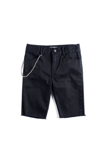 Shorts - PROMO Punk shorts, Svart