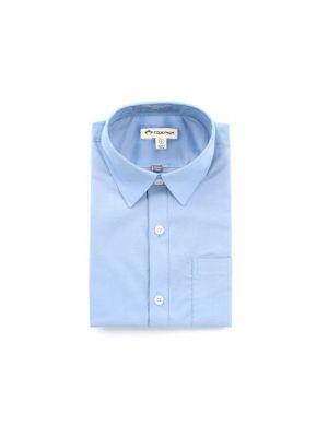 Penskjorte - Lys blå dresskjorte