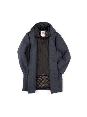 Fine Tailoring Ytterjakke - City Overcoat, Mørk blå
