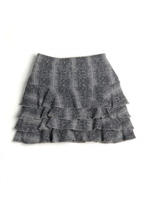 Skjørt -Sweatshirt Twirly Skirt, Grå
