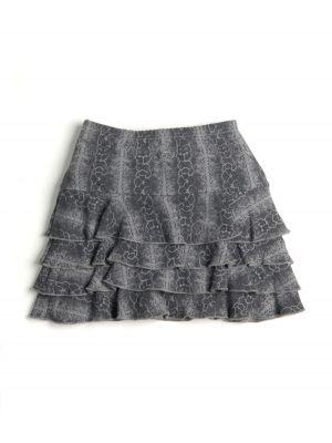 Skjørt -Sweatshirt Twirly Skirt, Grå