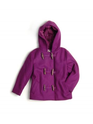 Duffelcoat - Jolly Grape Little Jacket, Lilla