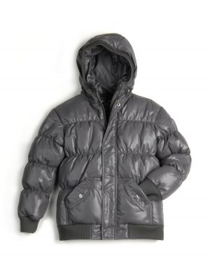 Dunjakke - Puffy Coat, Vintage Black