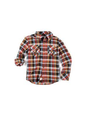 Skjorte - Flanell Apple Plaid, Rutet