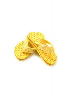 Flip-flops, gul