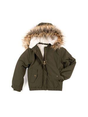 Ytterjakke - Wilderness Jacket, Olivengrønn
