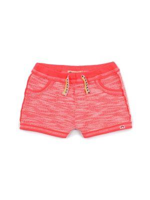 Shorts - Majorca Shorts Neon Coral, Lakserød