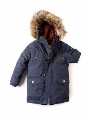 Dunparkas - Morningside Coat, blå