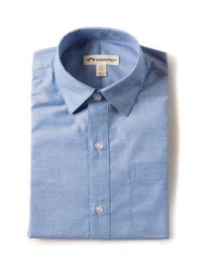Penskjorte - Himmelblå dresskjorte