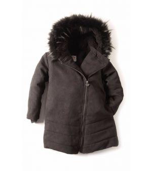 Fine Tailoring ytterjakke - Miller Puffer Coat, sort